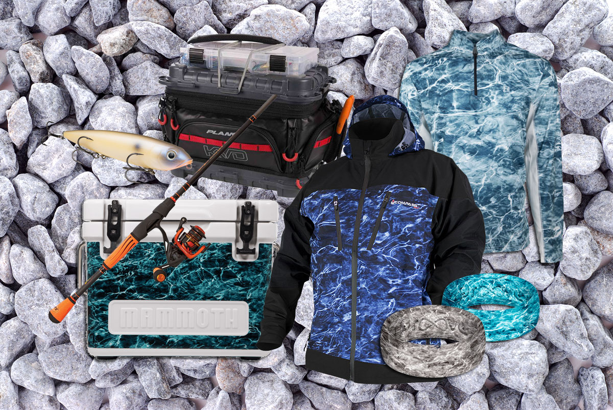 Best New Fishing Gear 2018