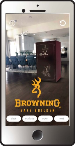 Browning Build a Safe App