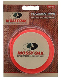 Mossy Oak flagging tape