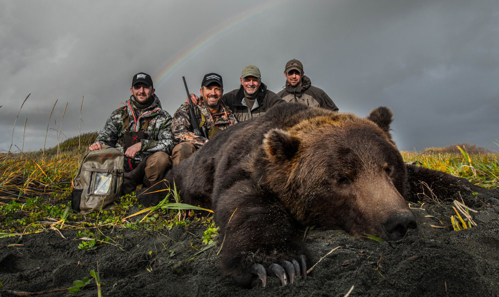 Photo Essay From The Last Frontier: Brown Bear Hunting In