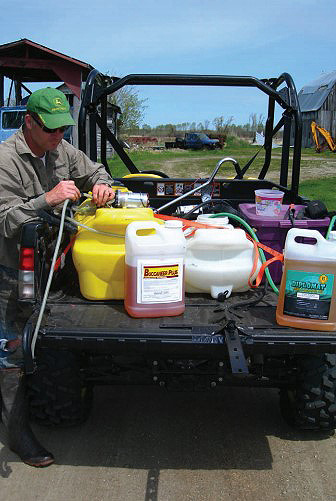 herbicide for food plots
