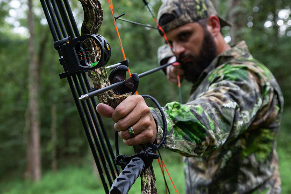 silicone ring bowhunting