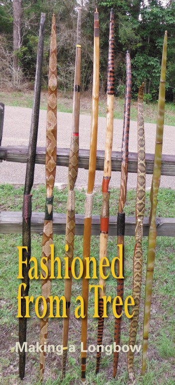 How To Make A Longbow Mossy Oak
