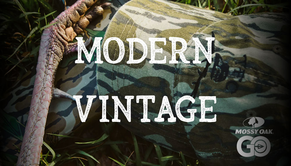 Modern Vintage on Mossy Oak GO