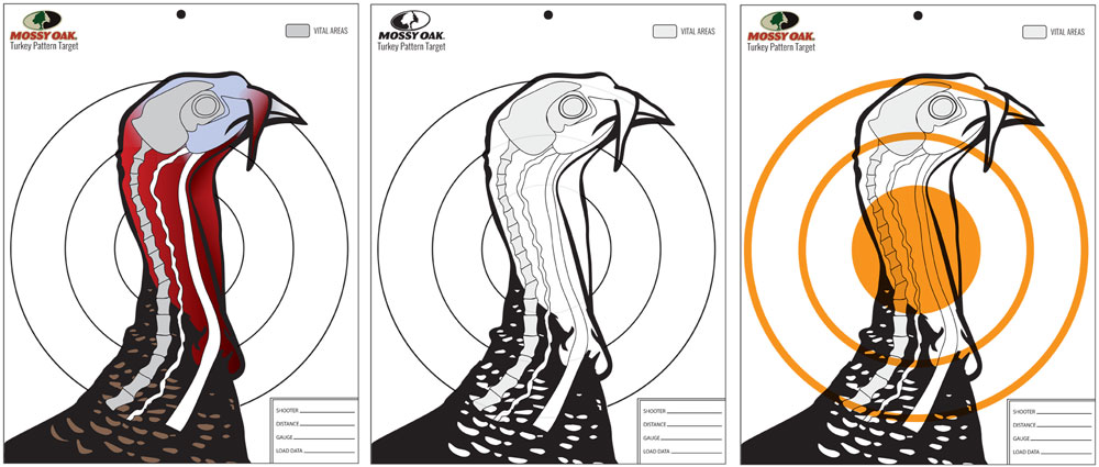 photo about Printable Turkey Targets named How In direction of Habit A Shotgun for Turkey Searching Mossy Oak