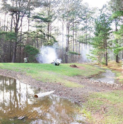 Strategies For Lake And Spillway Design Mossy Oak