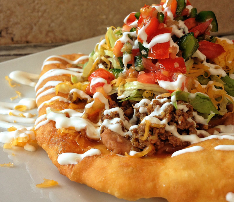 taco fry bread recipe