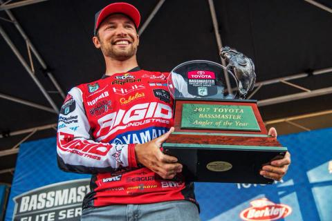 Kevin VanDam Reflects on Past Bassmaster Classic Wins and is