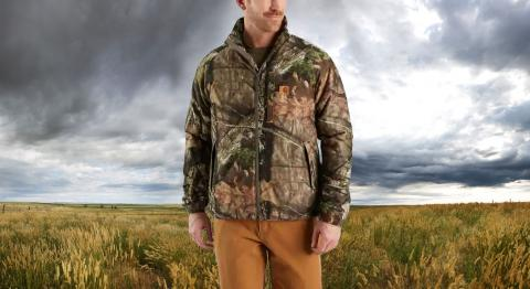 e7f0ed025d45b Mossy Oak Patterned Hunting Apparel Available Now from Carhartt