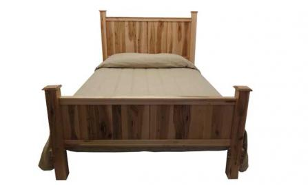 Mossy Oak Nativ Living Introduces The Mountain Maple Bedroom Set By  Mountain Woods Furniture