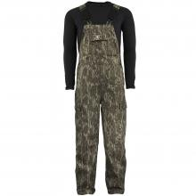 Mossy Oak Men's Cotton Mill Hunt Bib Overall