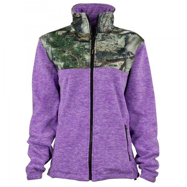 Mossy Oak Women's C-Max Fleece Jacket