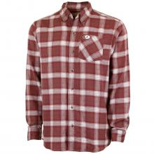 Mossy Oak Buffalo Plaid Flannel Shirt