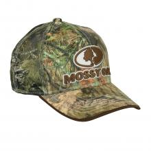Mossy Oak Pipe Brim Camo Trucker