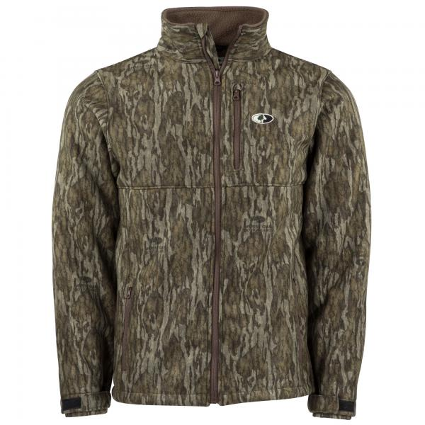 Mossy Oak Sherpa Lined Jacket